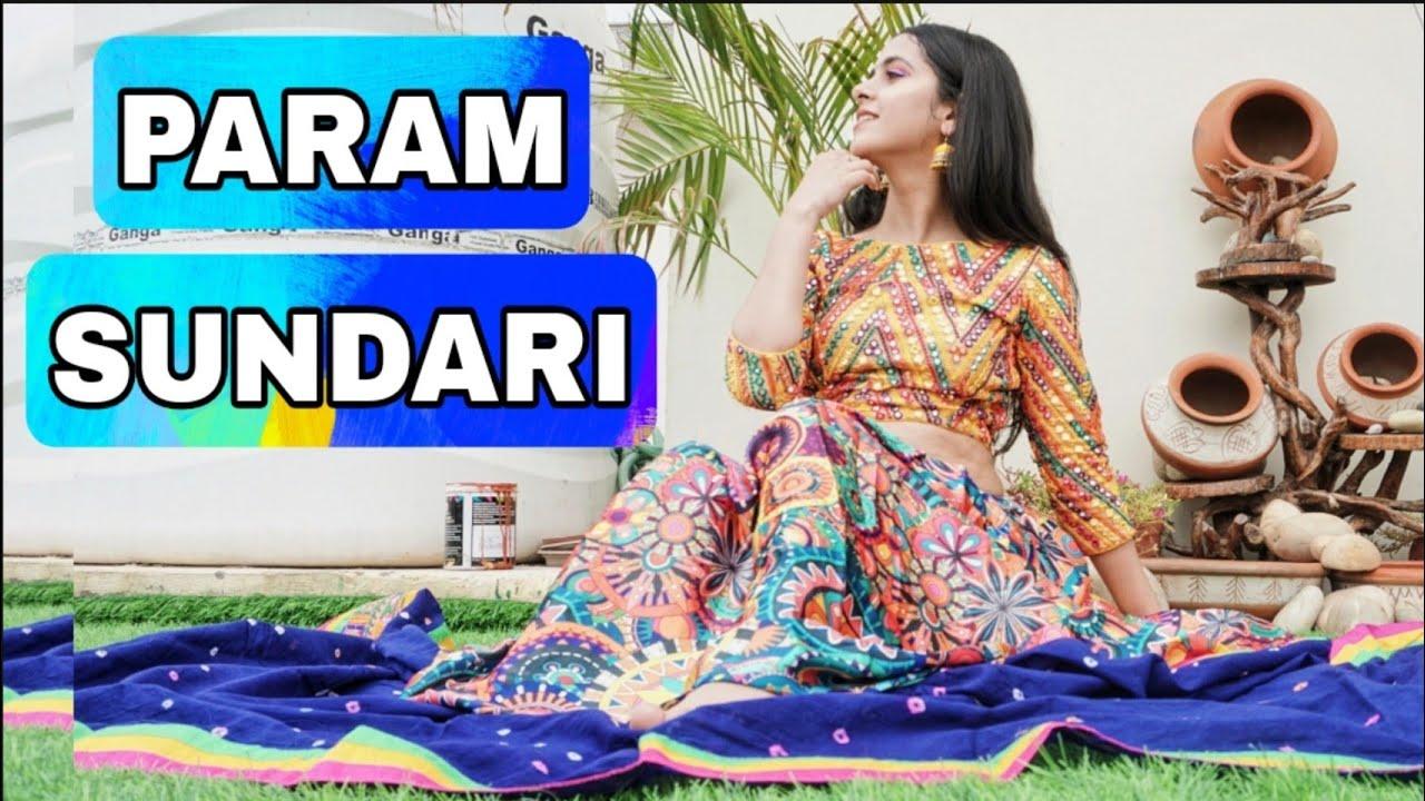 Param Sundari Dance Video | Mimi- Kriti sanon , A R Rehman