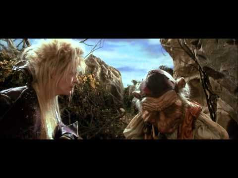 Jareth vs Hoggle - Prince of Stench