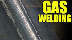 🔥 Gas Welding Technique