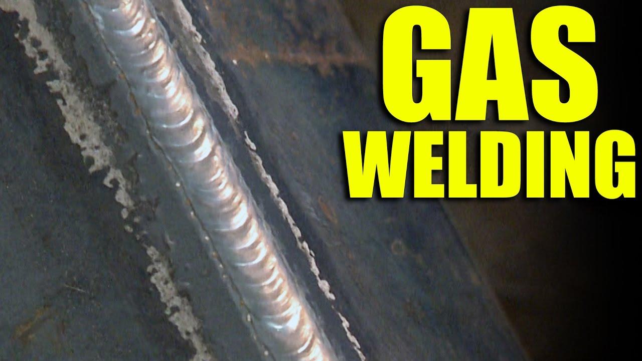 Gas Welding Technique Youtube Mig Welder Parts Diagram Bill39s Repair Welders
