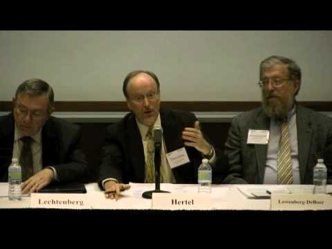 20th Anniversary GTAP Discussion Panel