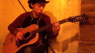 C Stomp 12-string guitar - Yoshinobu Ozaki (Bob Brozman cover)