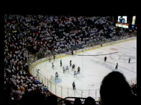 Pittsburgh Penguins- Final minutes in mellon Arena
