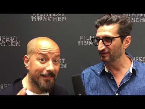 Filmfest München 2017  Tarik Saleh & Fares Fares DIE NILE HILTON AFFÄRE