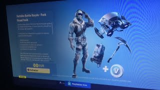 THE PACK BIG FROID FREE ON FORTNITE! (PS4/XBOX ONE/PC)