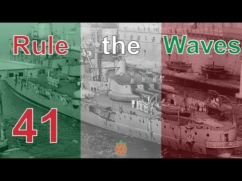 Rule the Waves | Let's Play Italy - 41 - Finishing Blows