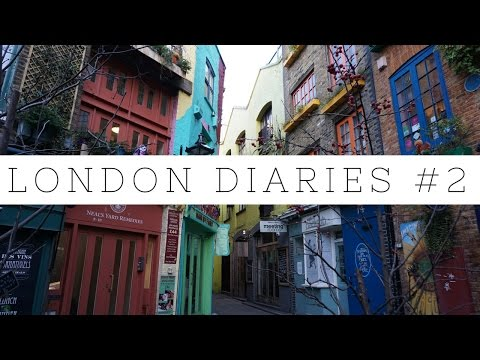 London Diaries #2: Kensington, Neal's Yard, St. Paul's Cathedral and the Globe Theatre