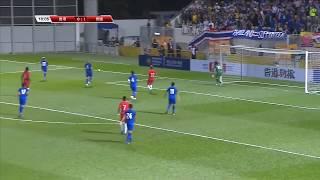 Download Video 香港 0:1 泰國 Hong Kong 0:1 Thailand (2018/10/11 國際足球友誼賽 International football friendly) MP3 3GP MP4