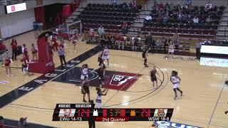 EWU WBB Highlights vs. Idaho State (2/24/2018)
