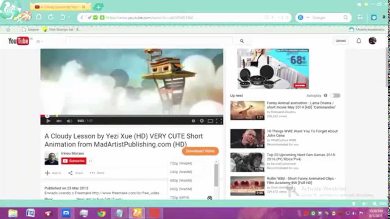 How to Download youtube Video in Uc Browser easy 2017