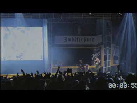 Retrogott & KutMasta Kurt - Showtime Live @ Tapefabrik Festival Wiesbaden 2018
