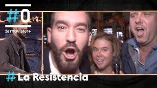 LA RESISTENCIA - Concurso subjetivo - La vida es injusta   #LaResistencia 23.10.2018