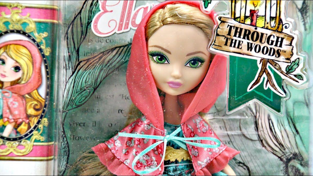Ashlynn Ella Through The Woods Lena Wyprawa Ever