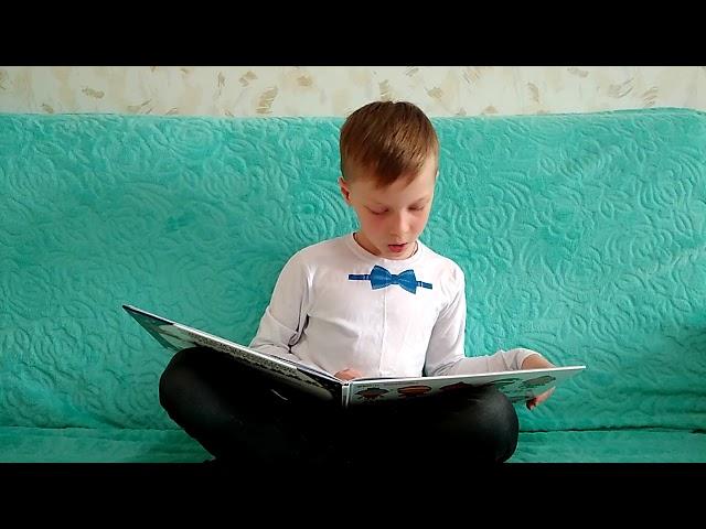 Изображение предпросмотра прочтения – МаксимПротопопов читает произведение «Ночь перед рождеством» Н.В.Гоголя
