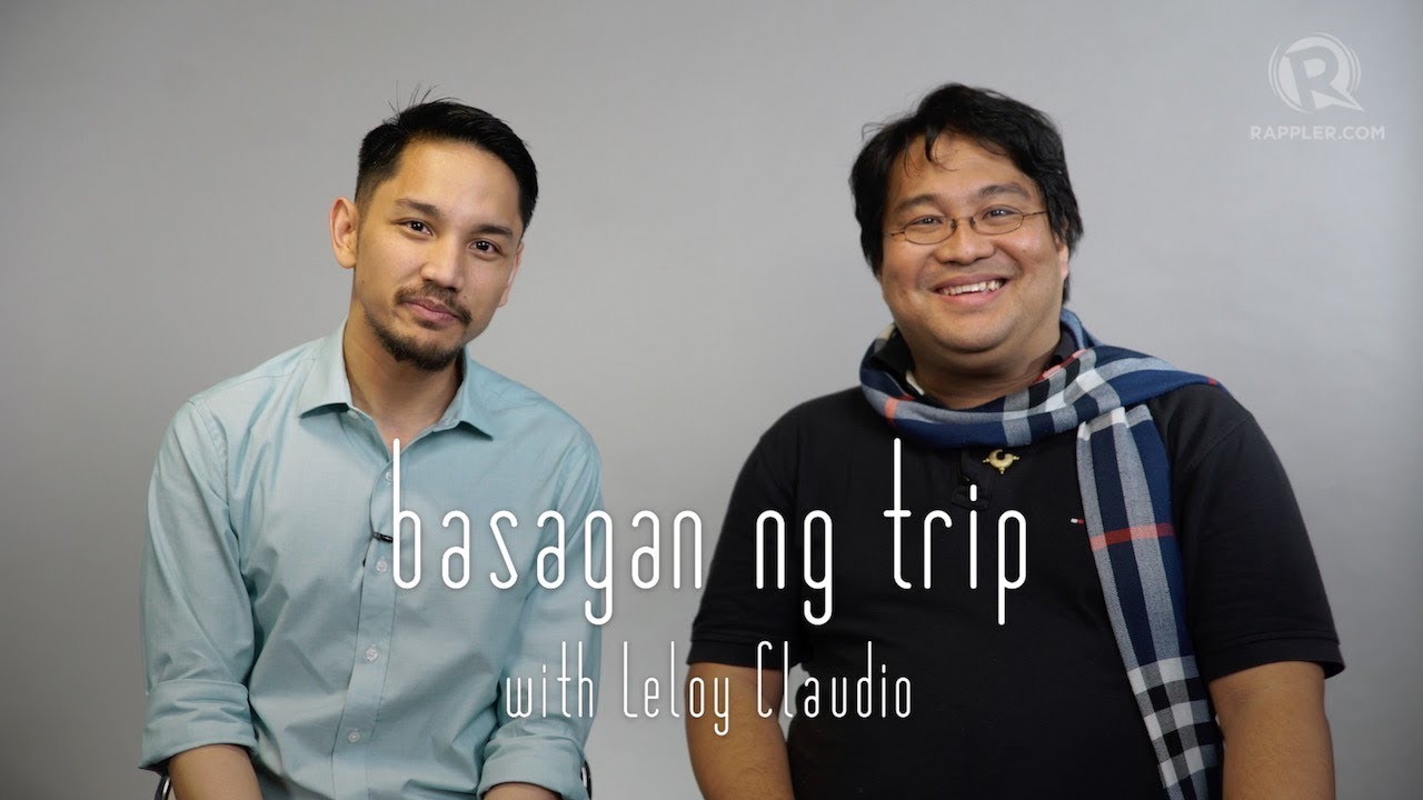 Download Basagan ng Trip with Leloy Claudio: Heroism in the Philippines