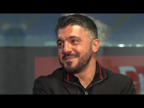 RINO GATTUSO - Funny Moments