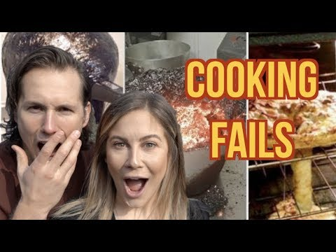 *WORST* KITCHEN COOKING NIGHTMARES REACTION | shawn johnson + andrew east