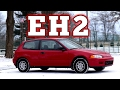 1995 Honda Civic Hatch EH2: Regular Car Reviews