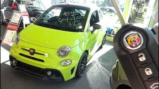 All the Changes to the 2019 Abarth 595 Competizione!