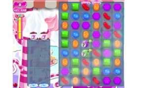 Candy Crush Saga Level 499 ★★★ no boosters (TUTORIAL)