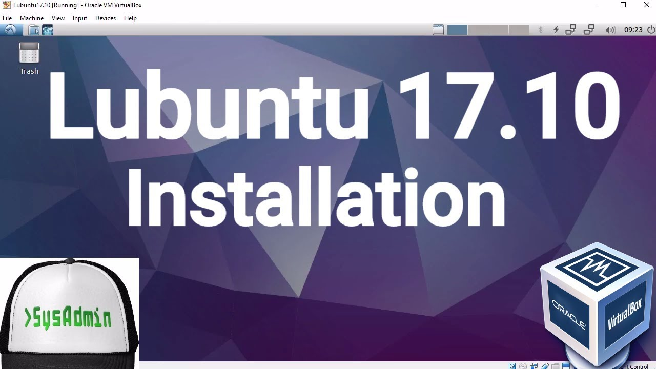 Lubuntu 17 10 Installation + Guest Additions on Oracle VirtualBox [2017]