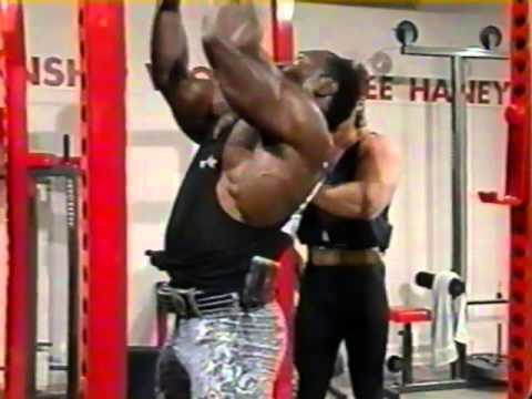 Lee Haney's Power Arm Workout Armed And Dangerous