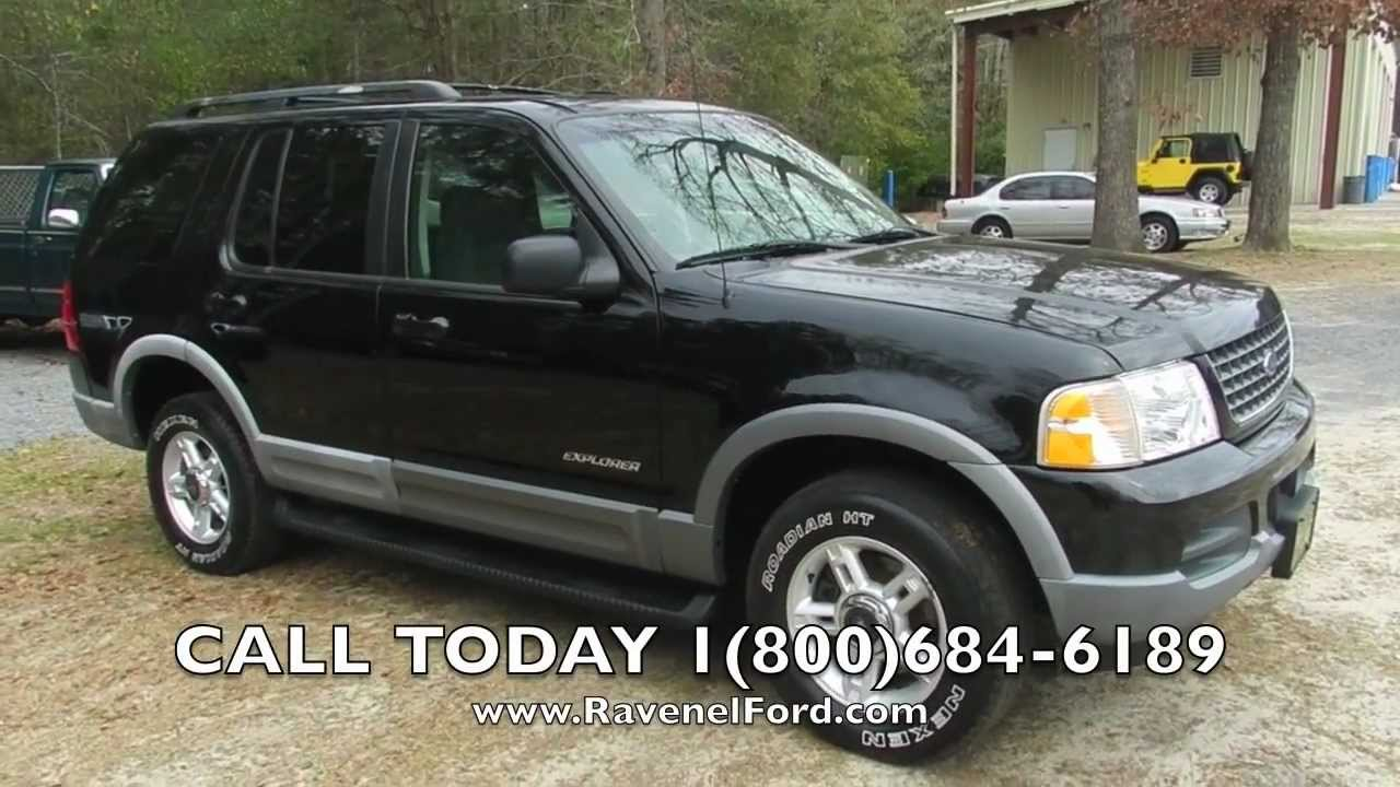 2002 ford explorer review xlt 4x4 3rd row seats for sale