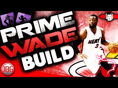 NBA 2K18 Dwyane Wade Archetype for MyCAREER - NBA 2K18 Tips and Tricks by JackedBillGaming