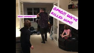 EPIC FAIL | Parents on Hoverboards | short version