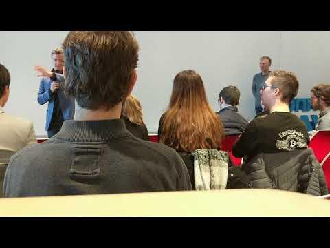 Holochain Event Marseilles with PopFinance Part 2