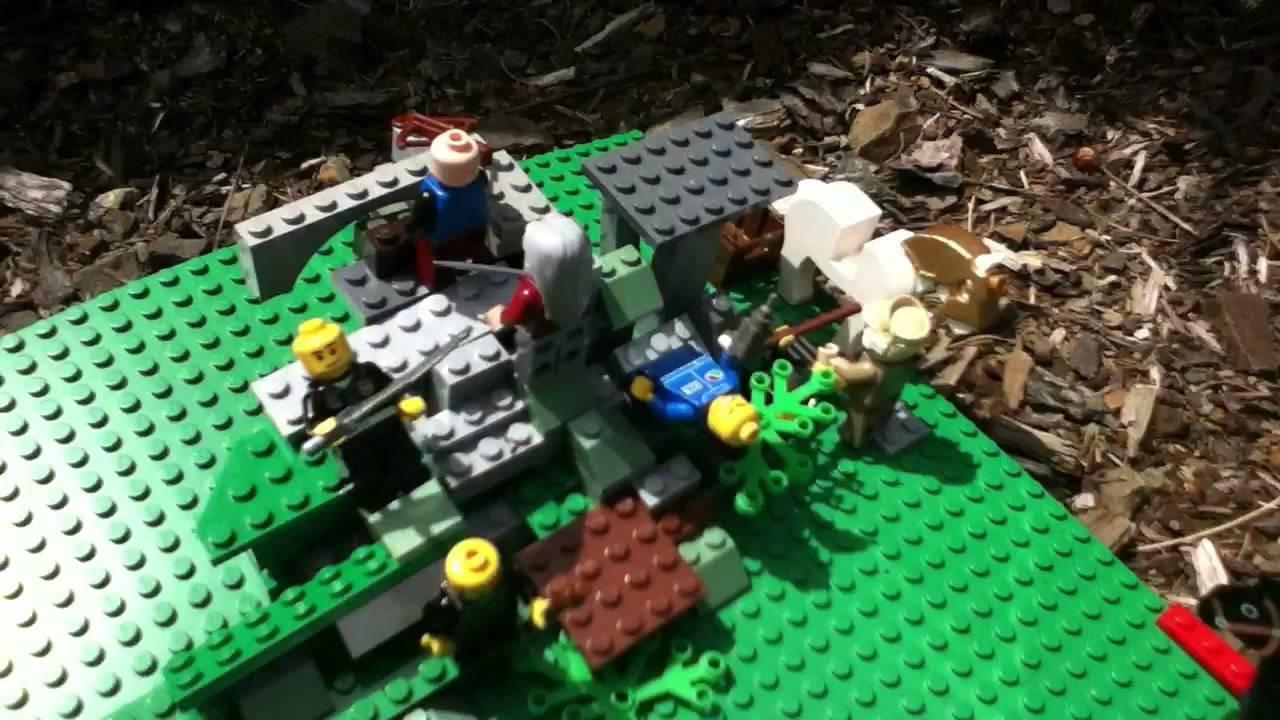 Battle of Bunker Hill - Lego