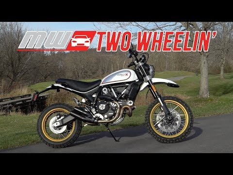 Ducati Scrambler Desert Sled | Two Wheelin'