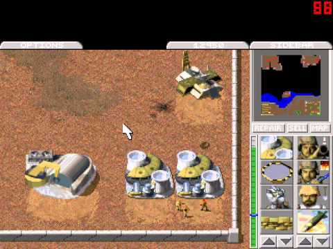 Let's Play Command & Conquer - Covert Operations - Blindsided 'SUPER Cheezed'