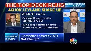 Will Dasari Resignation Halt Ashok Leyland's Growth? Co CFO Responds