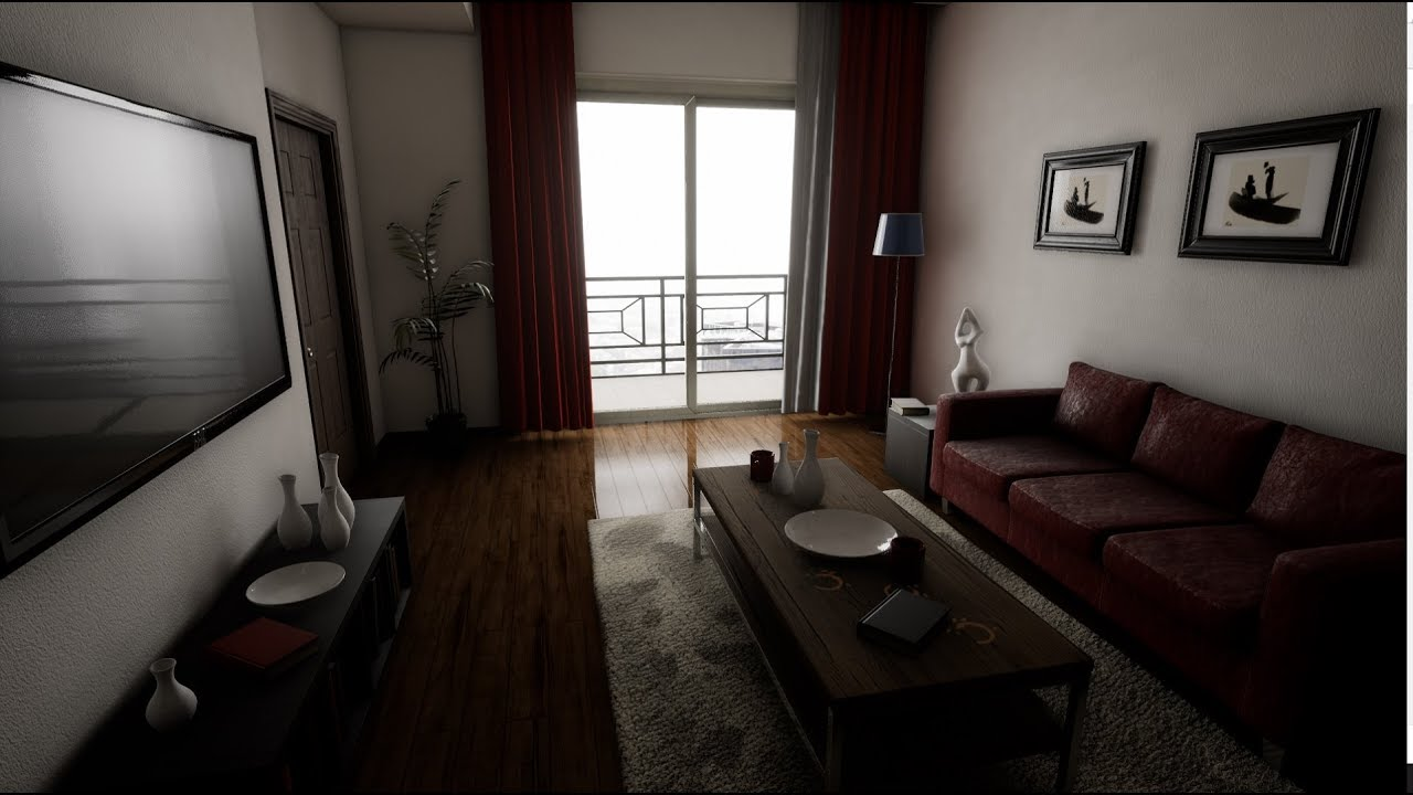 Unreal Engine 4 18 - Improved Skylight Quickie