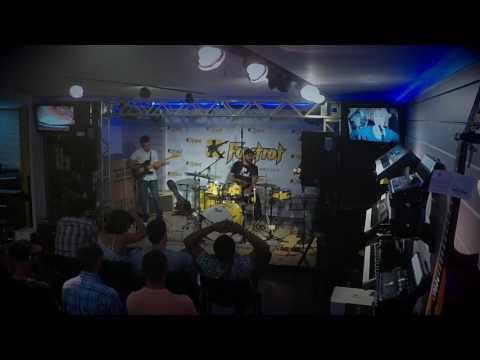 Beto Martins Trio - Workshow Pearl Drums