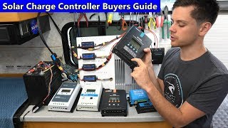 12v Solar Charge Controller Buyers Guide - Beginner Friendly!