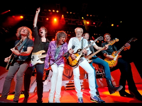 Foreigner Live Mp3
