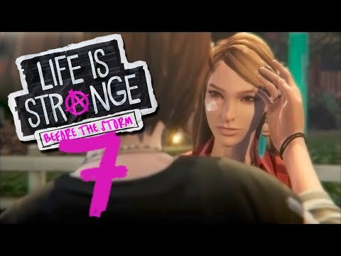 Life is Strange: Before the Storm #7   EXISTE UN DIOS!!!  