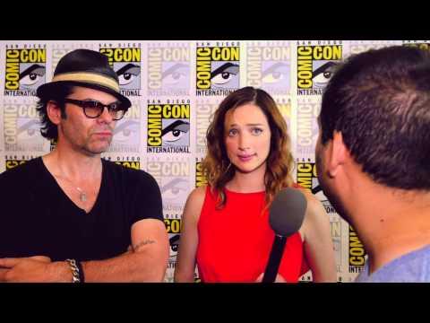 Billy Burke Mitch & Kristen Connolly Jamie talk new  Zoo