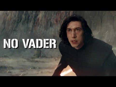 KYLO REN - No Vader