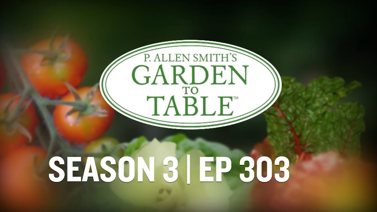 Garden To Table Follow The Pig Youtube