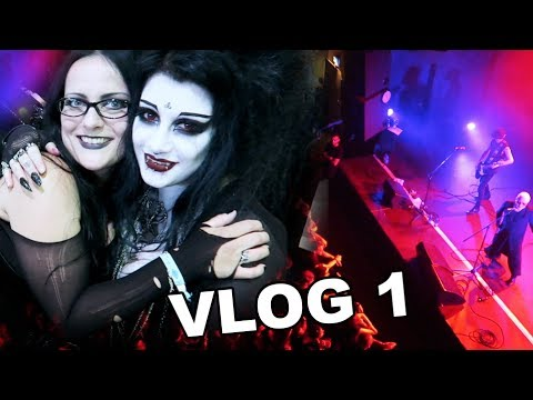 WGT VLOG 1 - Sex Gang Children, Chartreuse, & Meeting You! | Black Friday