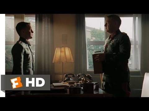 Valkyrie (2/11) Movie CLIP - Retrieving the Liquor Bomb (2008) HD