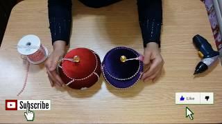 Takı Tesbih Kutusu Yapımı(CD İle) {Jewelry Rosary Box Making}
