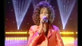 I Believe In You And Me Live National Lottery 1997 Whitney Houston