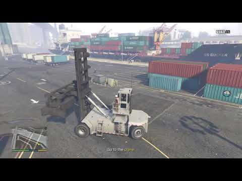 GTA V - Campaign - Part 52 - Set Up for Trevor's Heist (Offshore)