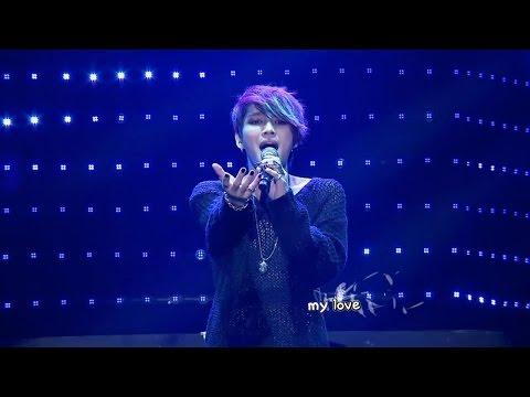 Kim Jaejoong 김재중 - All Alone (2013 Mini Concert) [eng + rom + hangul + karaoke sub]