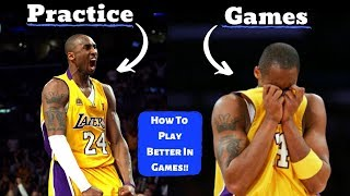 How To Play Better in Basketball Games- How To Play Basketball Better