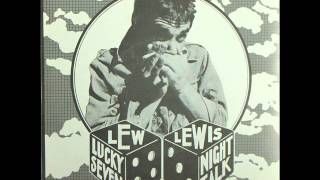 Lew Lewis Reformer - Night Talk (1978)